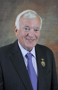 Councillor Don Clapham